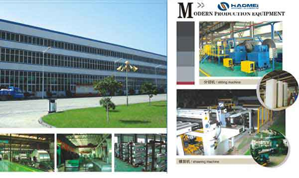 Company profile-Haomei Industrial Co., Ltd